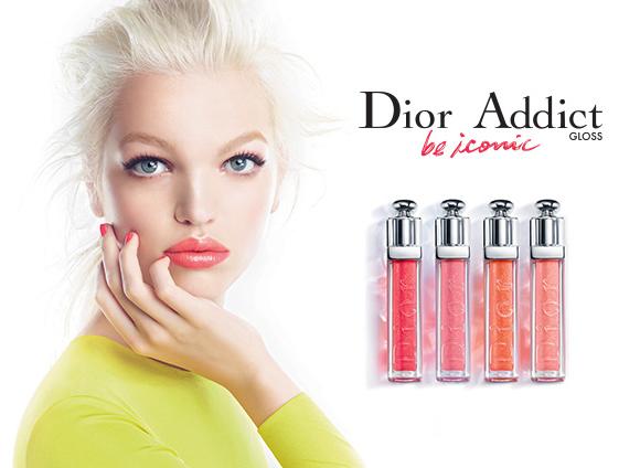 Dior Addict Gloss Banner