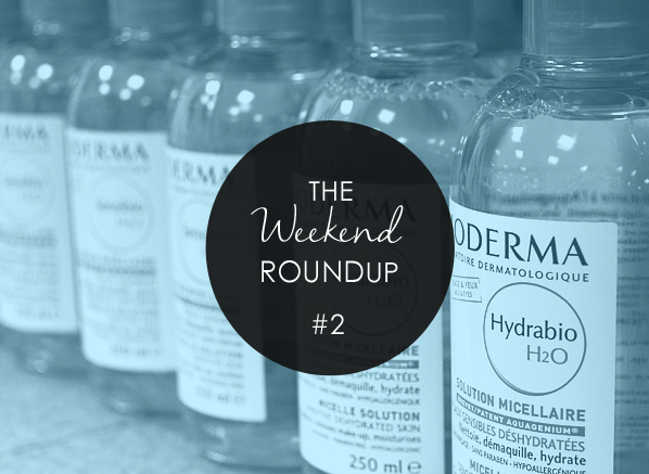 The Weekend Roundup 2