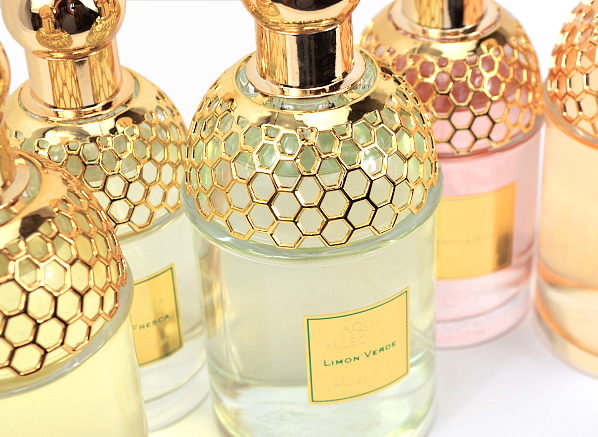 Fragrant Ditties: Guerlain's Aqua Allegoria Collection