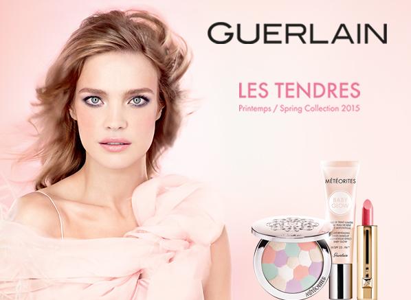 Guerlain Les Tendres Spring Look