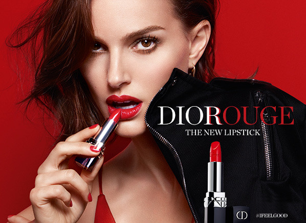 Dior Rouge Lipstick Swatches