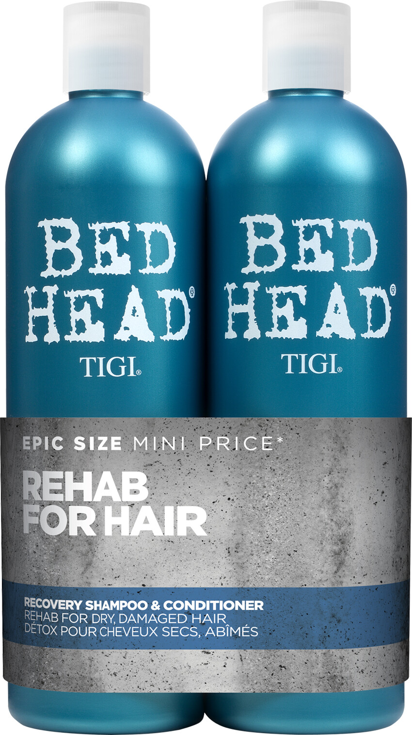 TIGI Bed Head Urban Antidotes 2 Recovery Shampoo and Conditioner Tween Duo 2 x 750ml