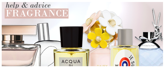 Fragrance concentrations guide