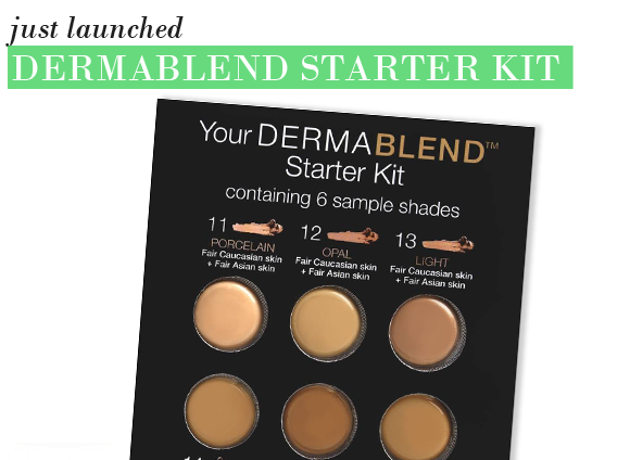 dermablend free samples