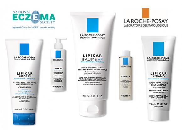 Eczema: La Roche-Posay Lipikar