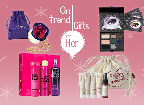 on trend christmas gifts for her escentual 39 s beauty buzz