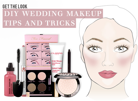 Doing Your Own Wedding Makeup Tips : DIY Bridal Makeup: Tips and Tricks for your Wedding Day ...