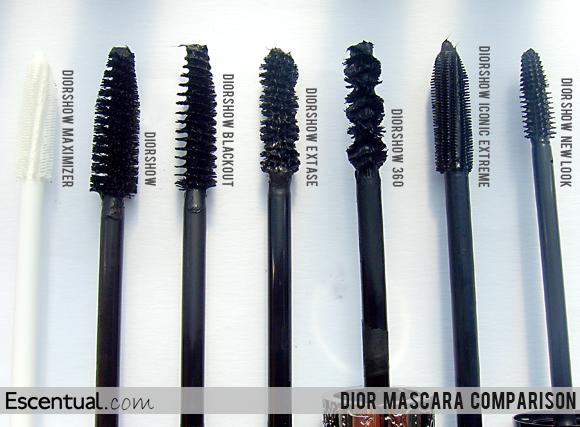 A Closer Look at the Dior Diorshow Mascara Collection ...