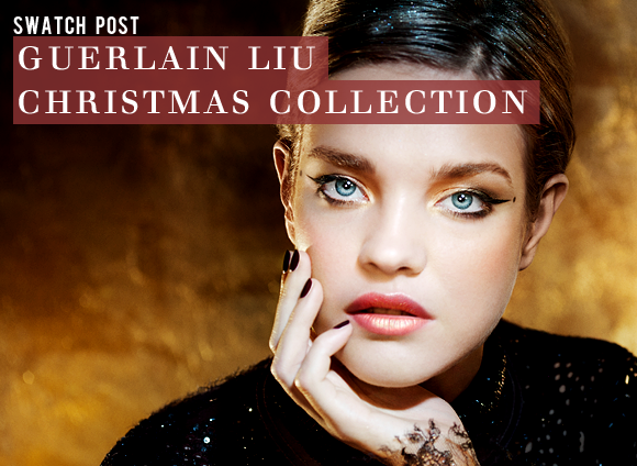 Guerlain Christmas Makeup Collection