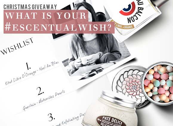 What's Your #EscentualWish?