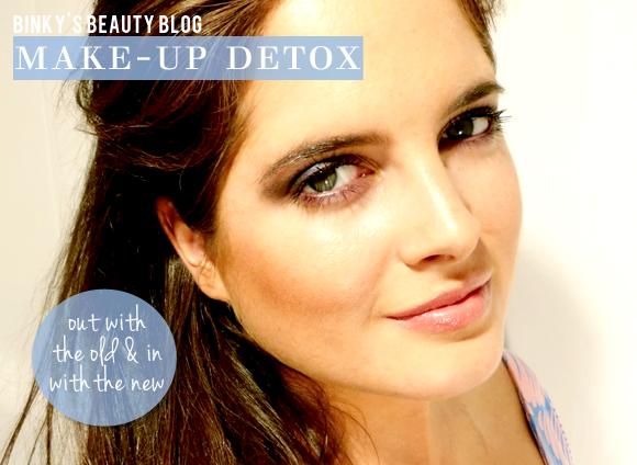 Binky's Make-up Detox