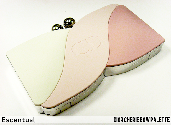 Cherie Bow Palette - Dior Cherie Bow Makeup Collection