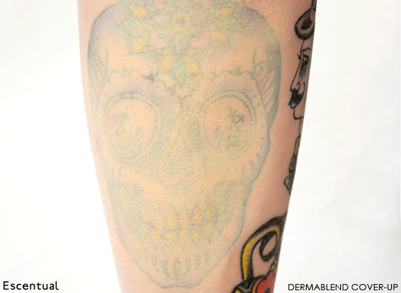 dermablend tattoo cover up escentual 39 s beauty buzz