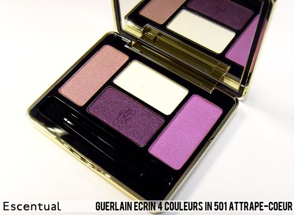 Guerlain Ecrin 4 Couleurs in 501 Attrape-Coeur