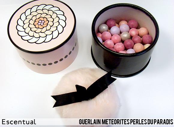 Guerlain Meteorites Perles Du Paradis Open with Puffer