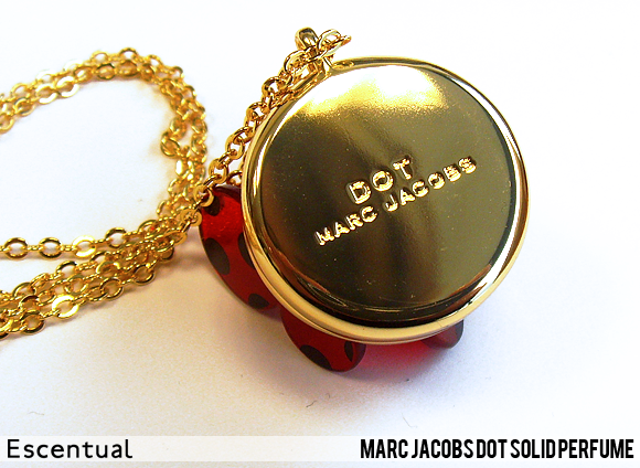 Marc Jacobs Dot Solid Perfume Underneath