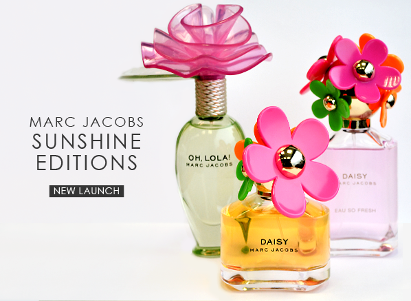 Marc Jacobs Sunshine Editions