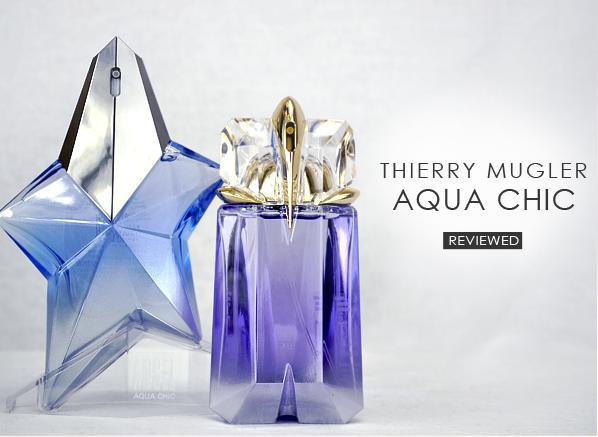 Thierry Mugler Aqua Chic