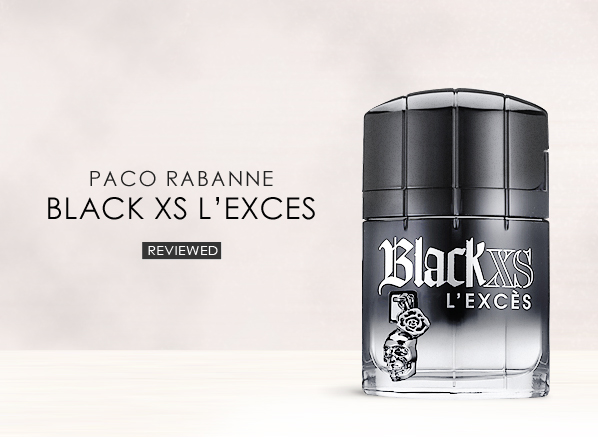 black xs l'excess intense for him
