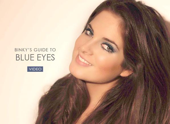 Blue Eye Tutorial