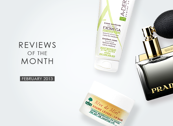 Reviews of the Month February 2013