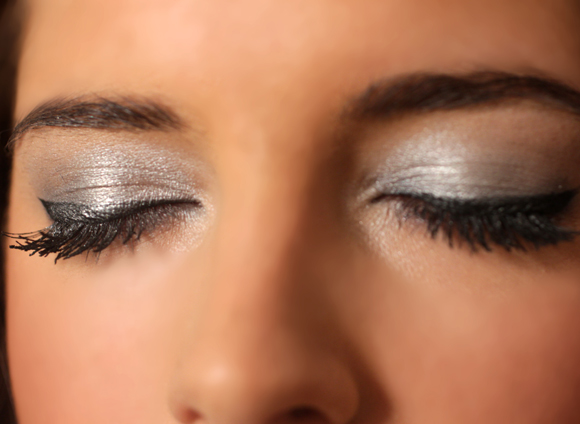 binky metalic eyes