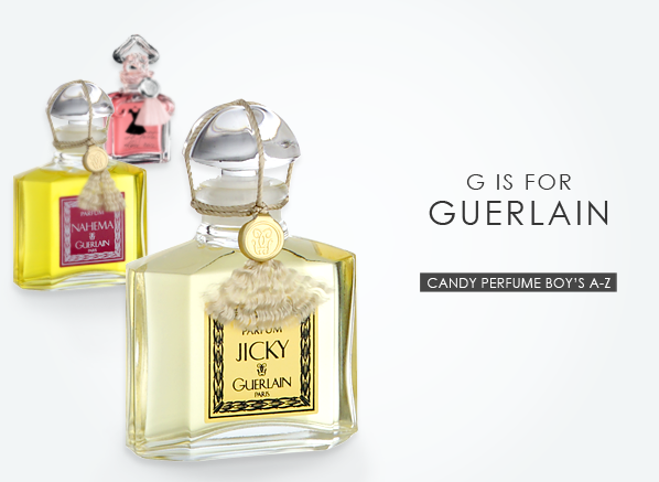 From the Archives: G is for Guerlain...
