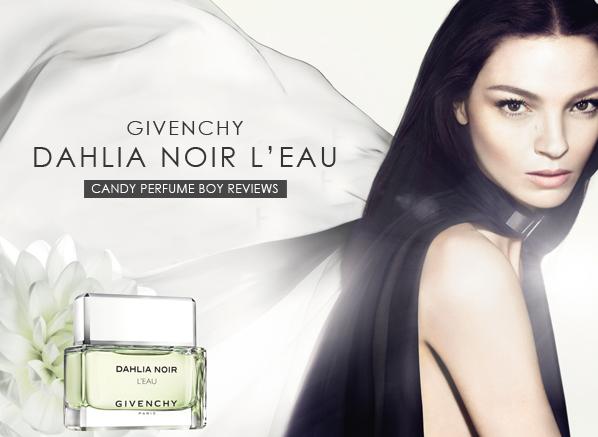 Givenchy Dahlia Noir Candy Perfume Boy