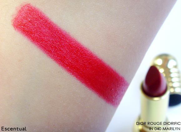 Dior Rouge Diorific Lipstick in 040 Marilyn