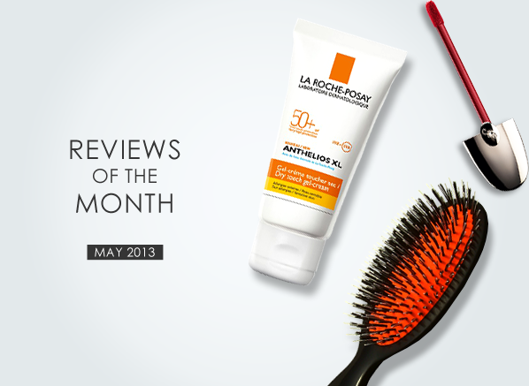 Review of the Month May