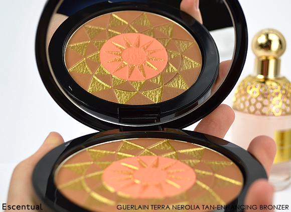 Guerlain Terra Nerolia Tan Enhancing Bronzer Large Mirror