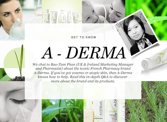 Get To Know A-DERMA