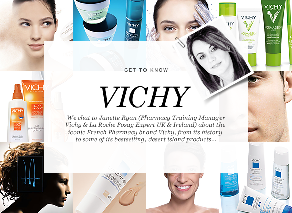 Get to Know Vichy