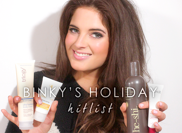 Binky's Holiday Hitlist Video