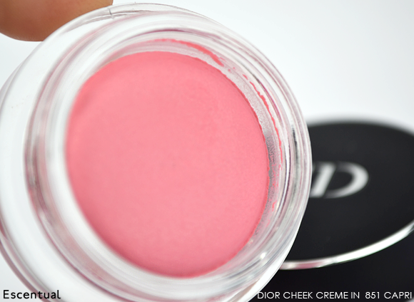 Dior Summer Mix Cheek Creme in Capri
