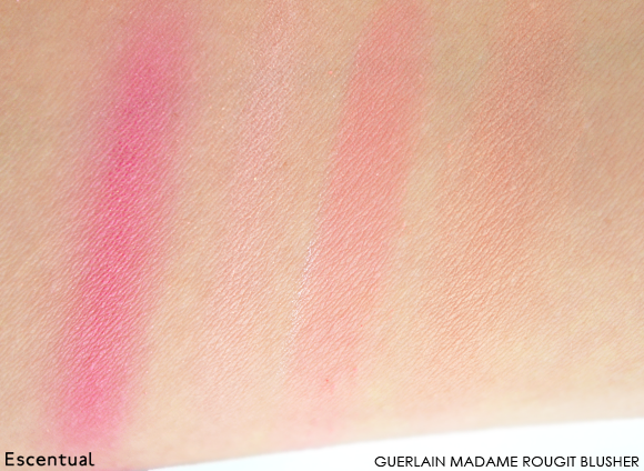 Guerlain Madame Rougit Blusher Compact Swatch