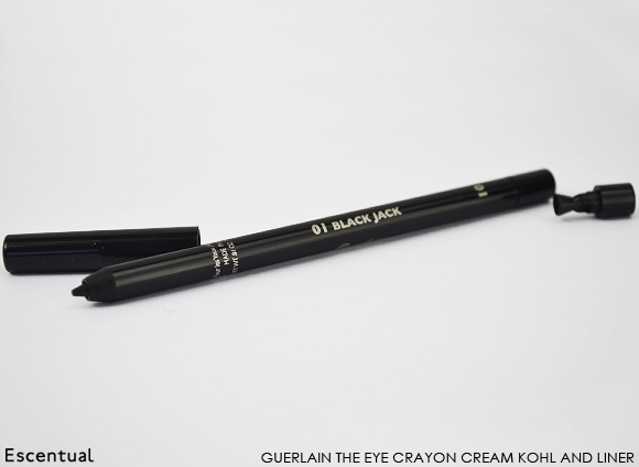 Guerlain The Eye Crayon Cream Kohl and Liner