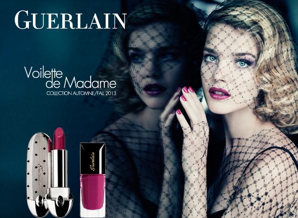 Guerlain Voilette de Madame Banner