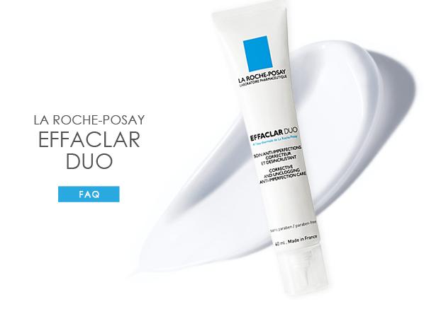 La Roche-Posay Effaclar Duo