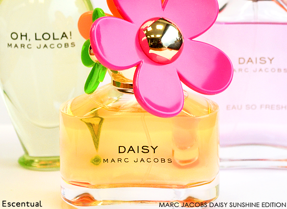 Marc Jacobs Daisy Sunshine Edition