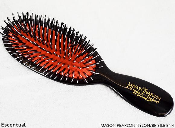 Mason Pearson Brush Nylon Bristle BN4