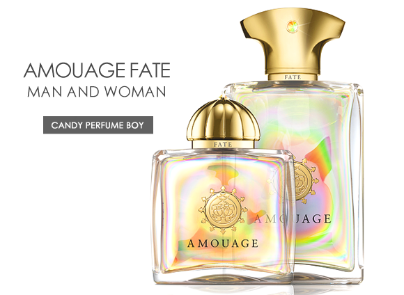 Amouage Fate Man and Woman