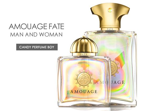Amouage Fate Man and Woman