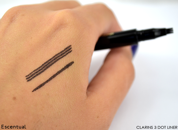 Clarins 3 Dot Liner SWATCH