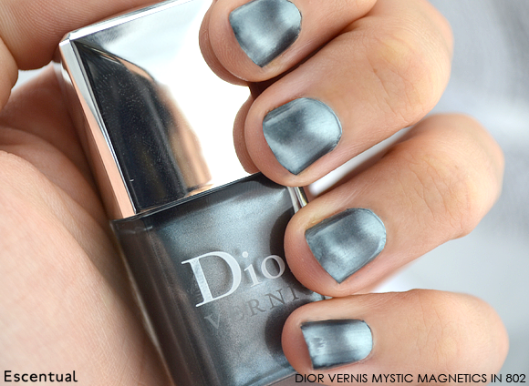 Dior Vernis Mystic Magnetics in 802
