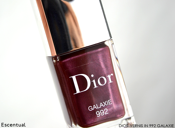 Dior Vernis in 992 Galaxie