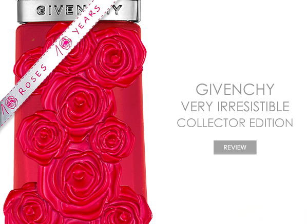 Givenchy Very Irresistible Banner