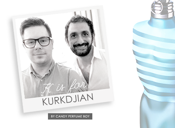 K is for Kurkdjian Candy Perfume Boy V2