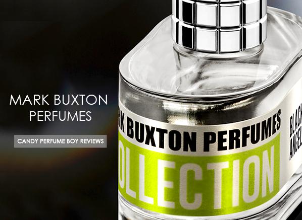 Mark Buxton Perfumes Banner