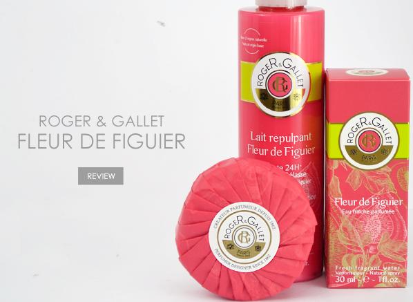Roger & Gallet Fleur de Figuier Banner